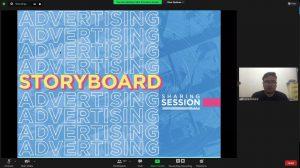 Belajar Storyboard Online Bareng Indra Atmana